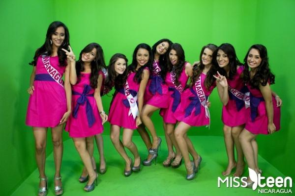 Miss Teen Perú Universe Callao 2016 -